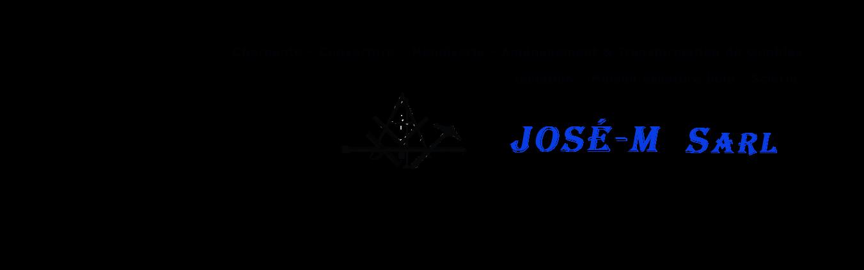 José-M Charpente, Couverture, Isolation, Menuiserie, Comble, Indre 36